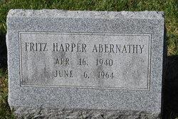 Fritz Harper Abernathy