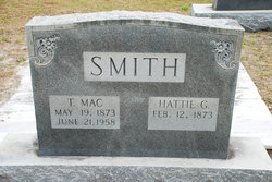 Hattie <I>Jarrell</I> Smith