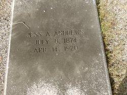 Jessie A Andrews