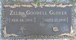 Zelda <I>Goodell</I> Glover