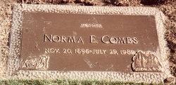 Norma Elzina <I>Blain</I> Combs