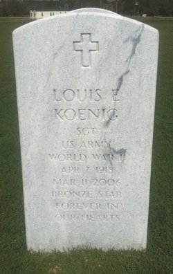 Louis Edward Koenig