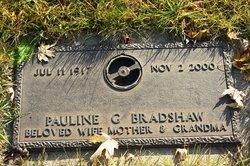 Pauline Hunter <I>Graham</I> Bradshaw