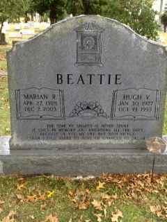 Marian R <I>Stoneman</I> Beattie