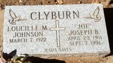 "Joseph B. ""Joe"" Clyburn"