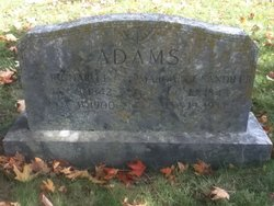 Margaret <I>Sandifer</I> Adams