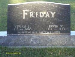 Vivian Lois <I>Luchsinger</I> Friday