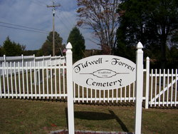 Tidwell-Forrest Cemetery