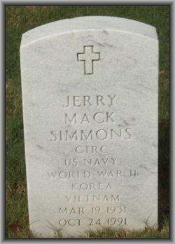 Jerry Mack Simmons