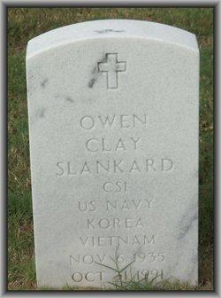 Owen Clay Slankard