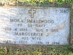 Marguerite J Smallwood