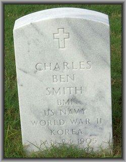 Charles Bennie Smith