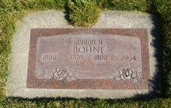 Byron Alonzo Bohne