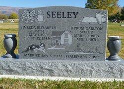 Elverda Elizabeth <I>Smith</I> Seeley