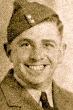 Flying Officer William Walter      D'arcy Brain