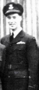 Flying Officer James Ian Kidgell