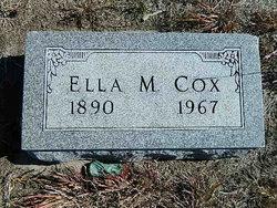 Ella M. Cox