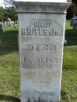 Philip Borts (Bortz) Jr.
