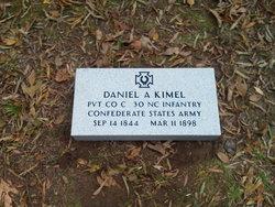 Daniel A. Kimel