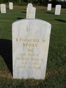 Kenneth W Berry