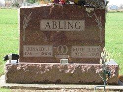 Donald James Abling