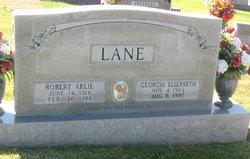 Georgia Elizabeth Lane