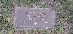 Ben F. Aaron