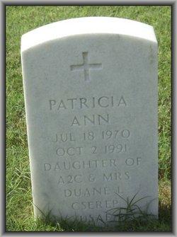 Patricia Ann Cserep