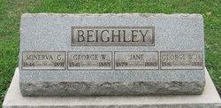Minerva <I>Garvey</I> Beighley