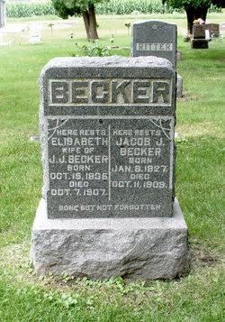 Elisabeth <I>Buehler</I> Becker