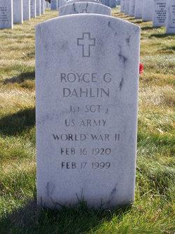 Royce Gillette Dahlin