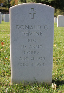 Donald G Devine