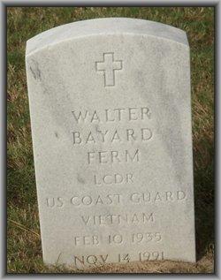 Walter Bayard Ferm