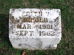 Edith V. Arnold
