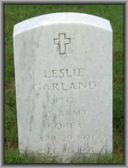 Leslie Garland