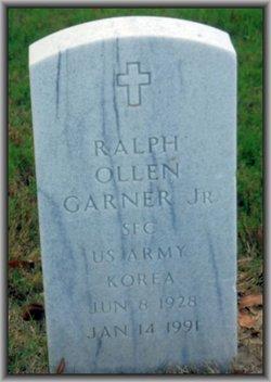 Ralph Ollen Garner, Jr