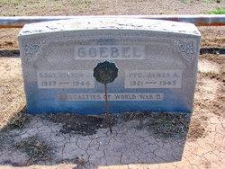 PFC Victor J Goebel