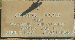 Chester W Poole