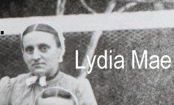 Lydia Mae <I>Royer</I> Garner