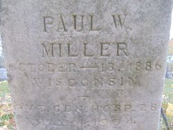 Paul William Miller