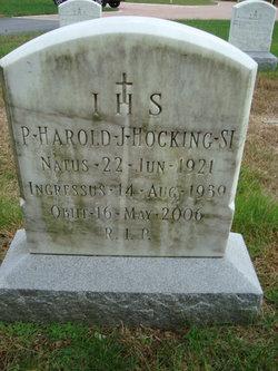 Rev Fr Harold J Hocking