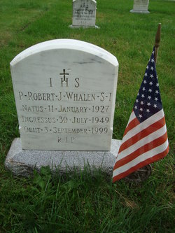 Rev Fr Robert J Whalen