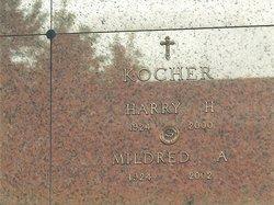 Harry Herman Kocher
