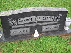 Carrol Lee Glenn