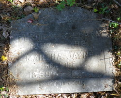 Martha Jayne <I>Stephens</I> Ballard