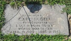 Sgt Carl N Dell
