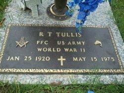Robert T Tullis