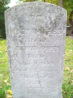 Mary <I>Myers</I> Piper