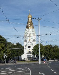 Russische Gedächtniskirche