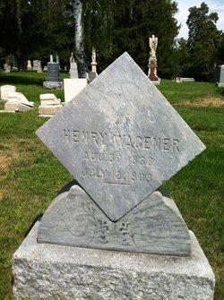 Henry J Wagener